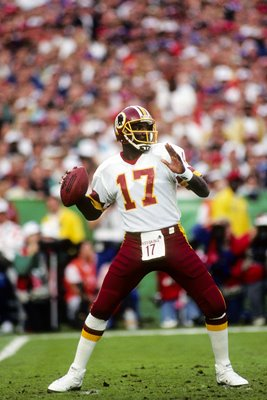 Doug Williams Washington Redskins Super Bowl XXII 1988