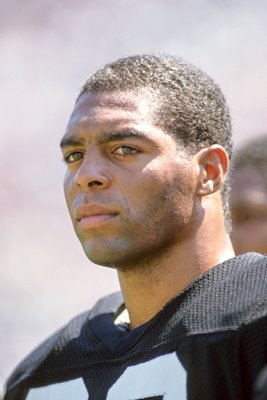 Marcus Allen Los Angeles Raiders Running Back 1990