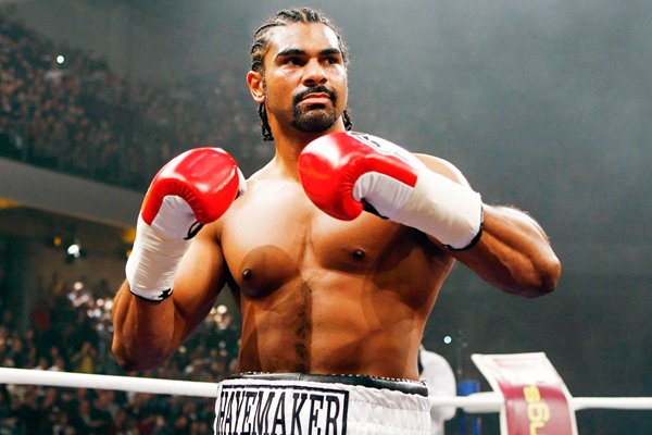 David Haye - WBA World Champion 2009