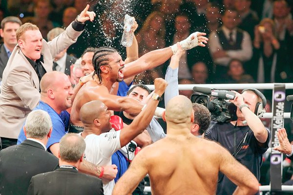 David Haye new WBA World Champion