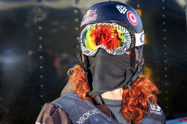 US Snowboarding Grand Prix Men's Qualifier Shaun White