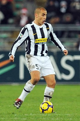 Fabio Cannavaro  AS Bari v Juventus FC 2009