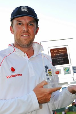 Graeme Swann Man of the Match Centurion 2009