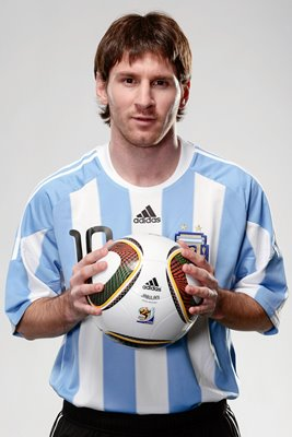 Lionel Messi World Player Of The Year 2009