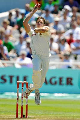 Morne Morkel of South Africa - Cape Town 2010
