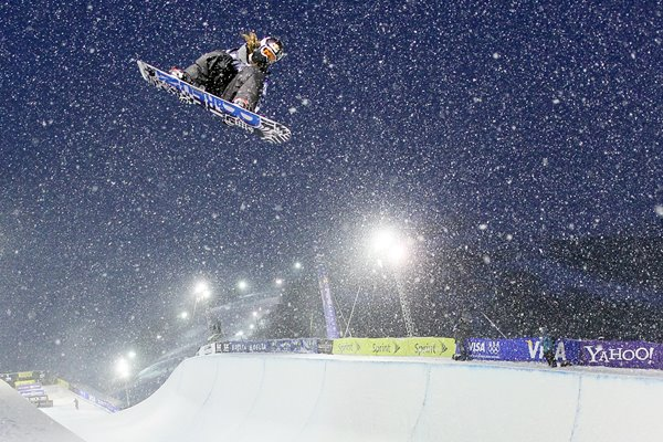 Shaun White Snowboarding Grand Prix Park City