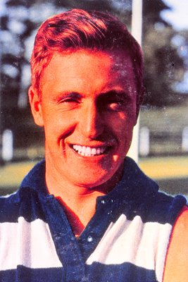 Geelong Cats - Bill Goggin 1964