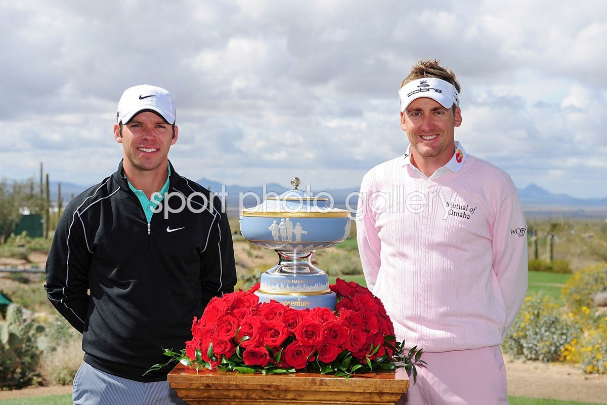2010 WGC Finalists - Paul Casey and Ian Poulter