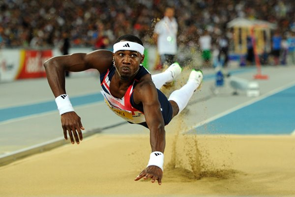 Phillips Idowu World Athletics Championships 2011