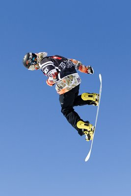 Sage Kotsenburg Winter X Games Tignes 2010
