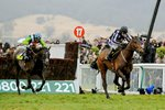 Imperial Commander races clear of Denman Prints