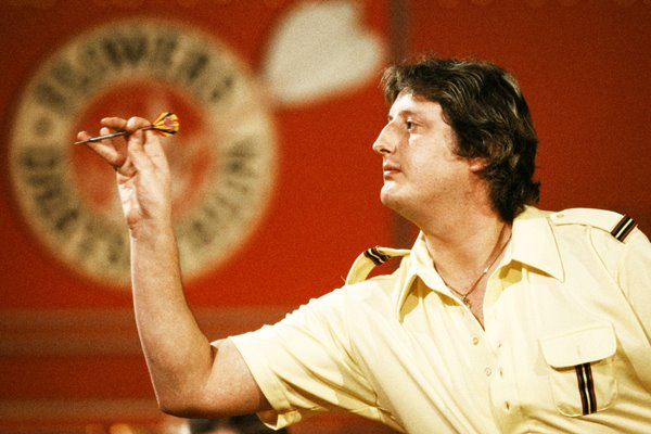 Eric ''The Crafty Cockney'' Bristow 1983