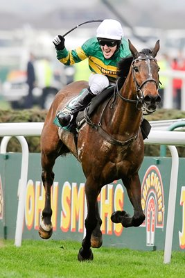 Tony McCoy and Don't Push It - Grand National 2010