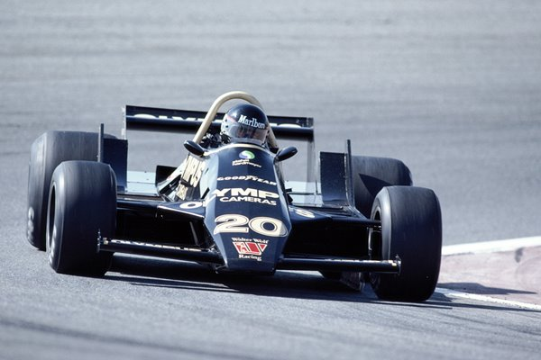 James Hunt Spanish Grand Prix 1979