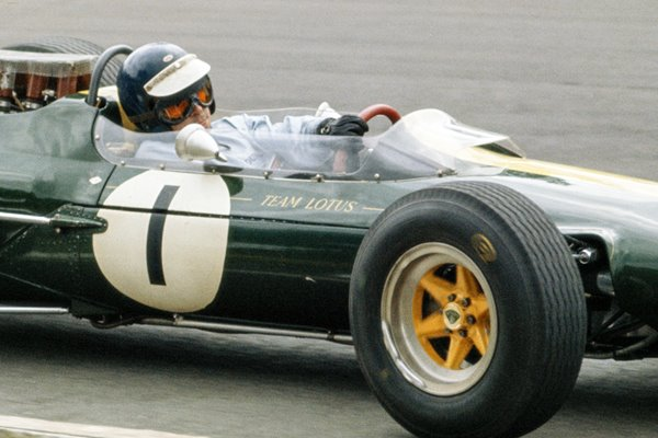 Jim Clark British Grand Prix 1966