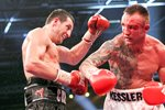 Carl Froch v Mikkel Kessler Action 2010 Prints