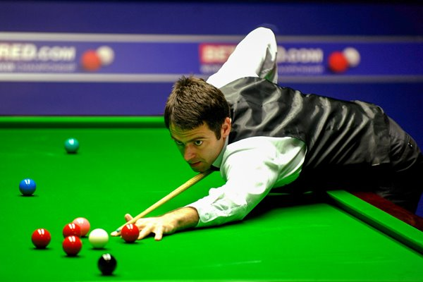Ronnie O'Sullivan World Snooker 2010