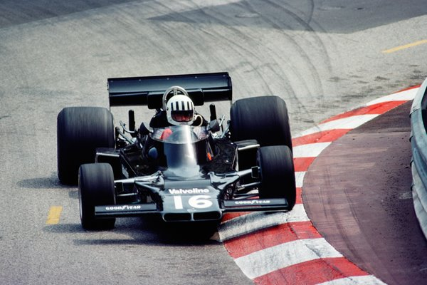 Tom Pryce Grand Prix of Monaco
