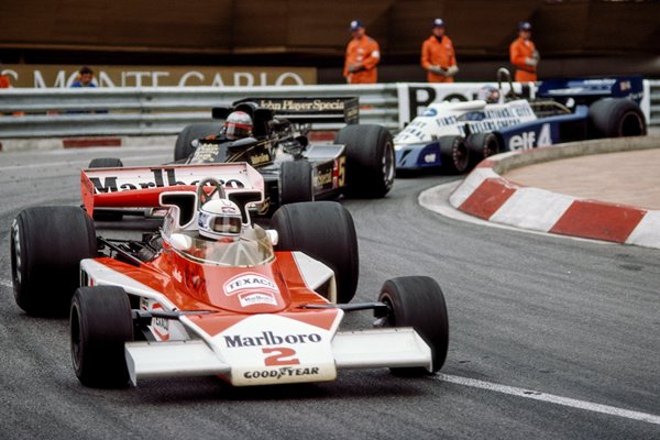 Jochen Mass Monaco Grand Prix 1977