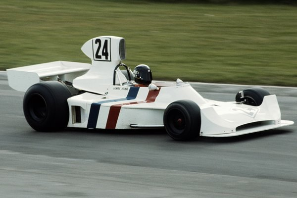 James Hunt Race Of Champions 1974