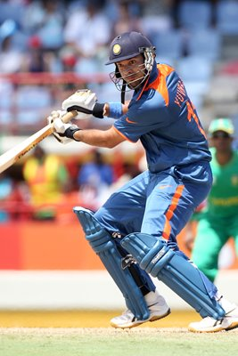 Yuvraj Singh in control for India T20 World Cup