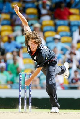 Ryan Sidebottom England T20 World Cup 2010