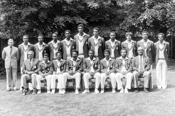 West Indies Touring Team 1980