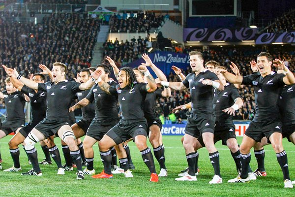 New Zealand Haka Rugby World Cup 2011