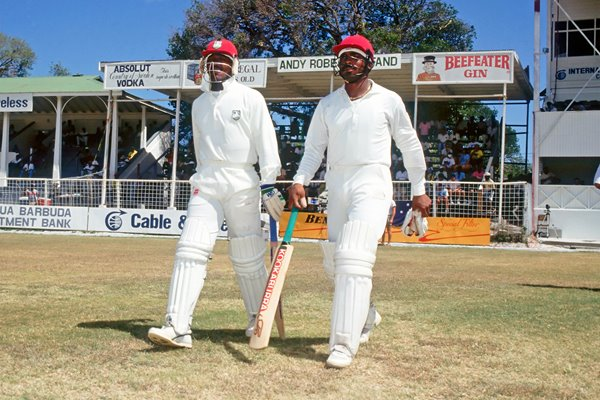 Greenidge and Haynes