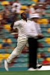 Courtney Walsh in action  Prints