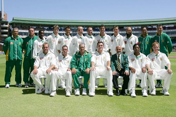 2004 South African Test team