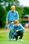 Jack Nicklaus and Tom Watson Ryder Cup 1981 Prints
