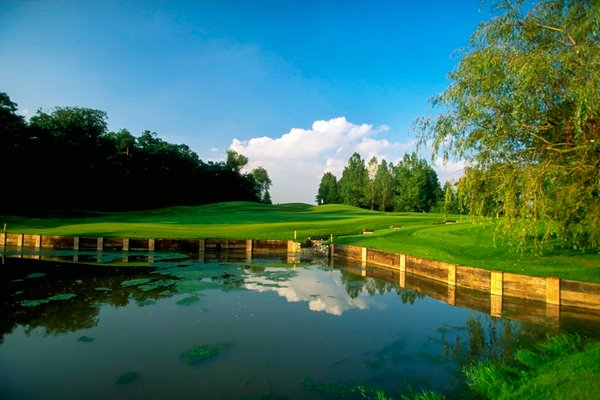Brabazon Course at the Belfry
