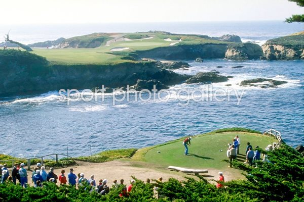 Cypress Point Golf Club, California 17th tee