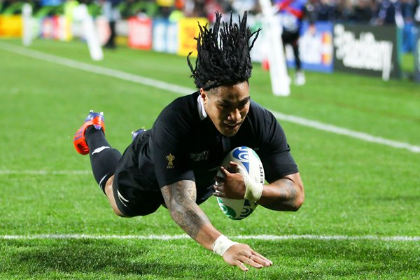 Ma'a Nonu New Zealand scores World Cup 2011