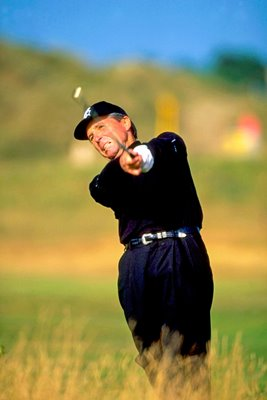 Gary Player Royal Birkdale 1998