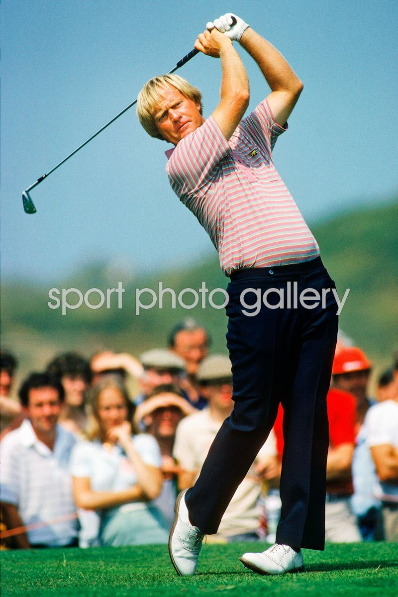 Jack Nicklaus British Open 1983