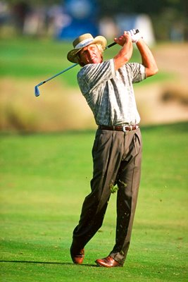Greg Norman Dubai 1998