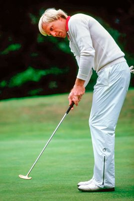 Greg Norman of Australia 1983
