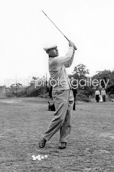 Ben hogan practice 1956
