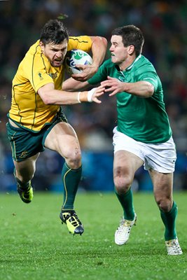Adam Ashley-Cooper Australia v Ireland World Cup 2011