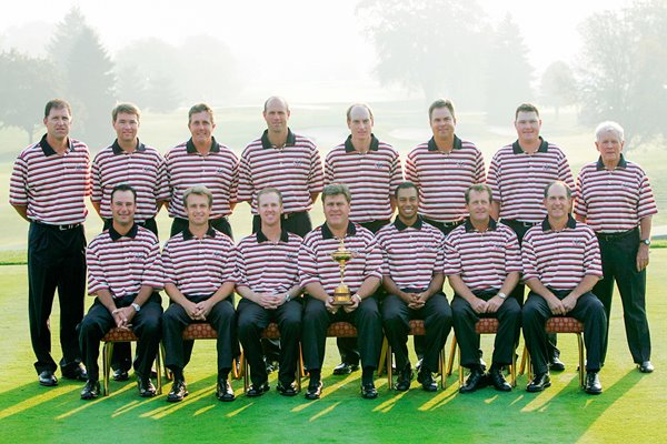 USA 35th Ryder Cup Team