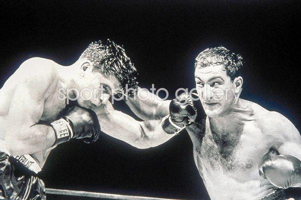 Rocky Marciano V La Starza Images Boxing Posters Rocky