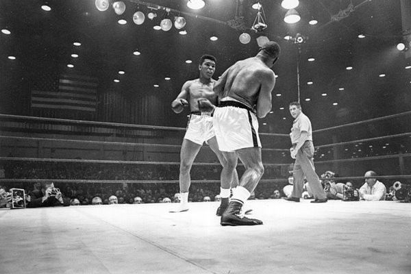 Clay v Liston Miami 1964