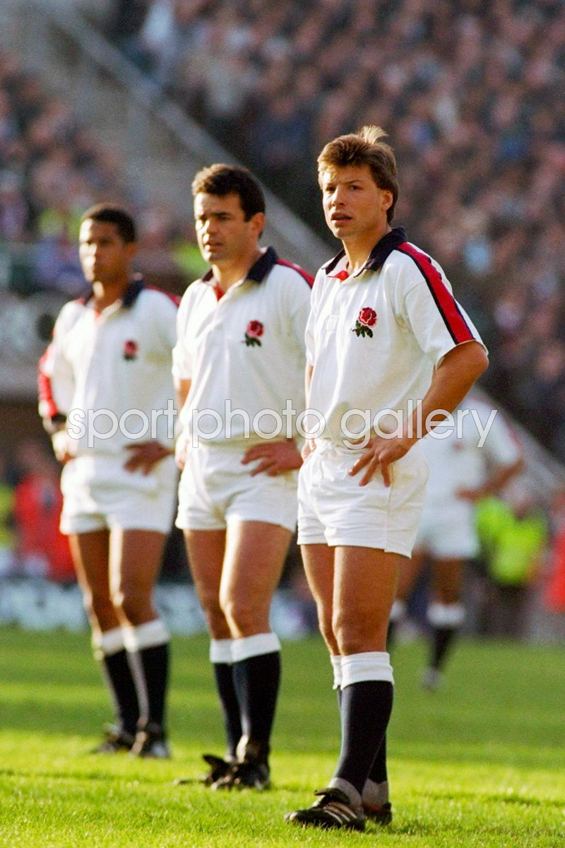 Rob Andrew, Will Carling, Jeremy Guscott
