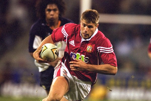 Ben Cohen British Lions v ACT Brumbies Canberra 2001