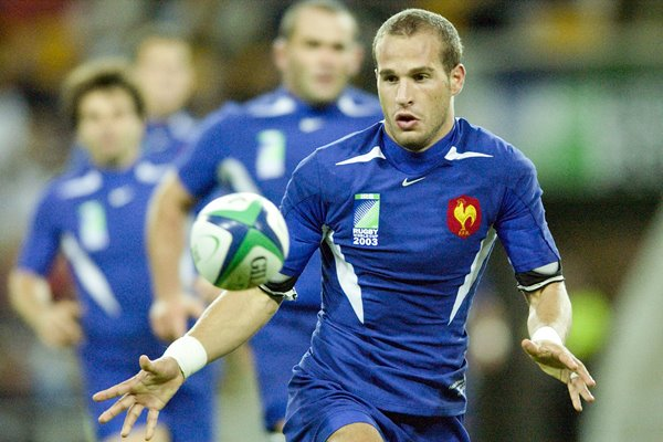 Frederic Michalak of France