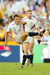 Jonny Wilkinson Kicks to Win Canvas