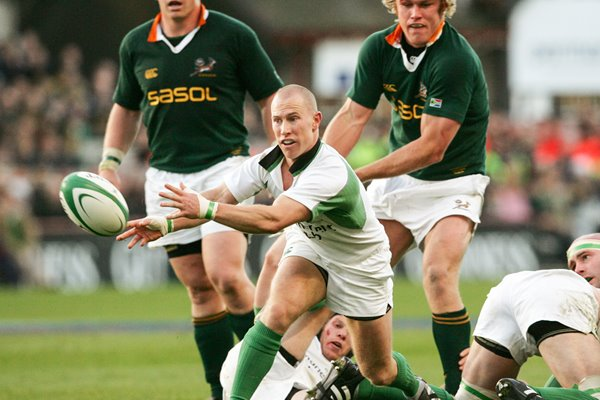 Peter Stringer of Ireland