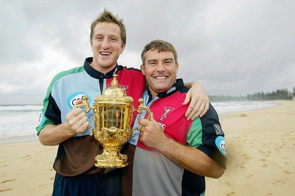 Harlequins World Cup Celebrations